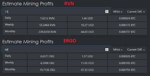 RVN & ERGO