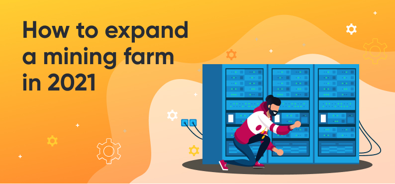 HiveOS — How to expand a mining farm