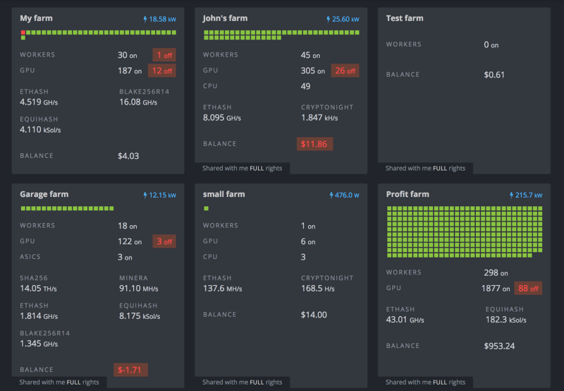 start dashboard setup image